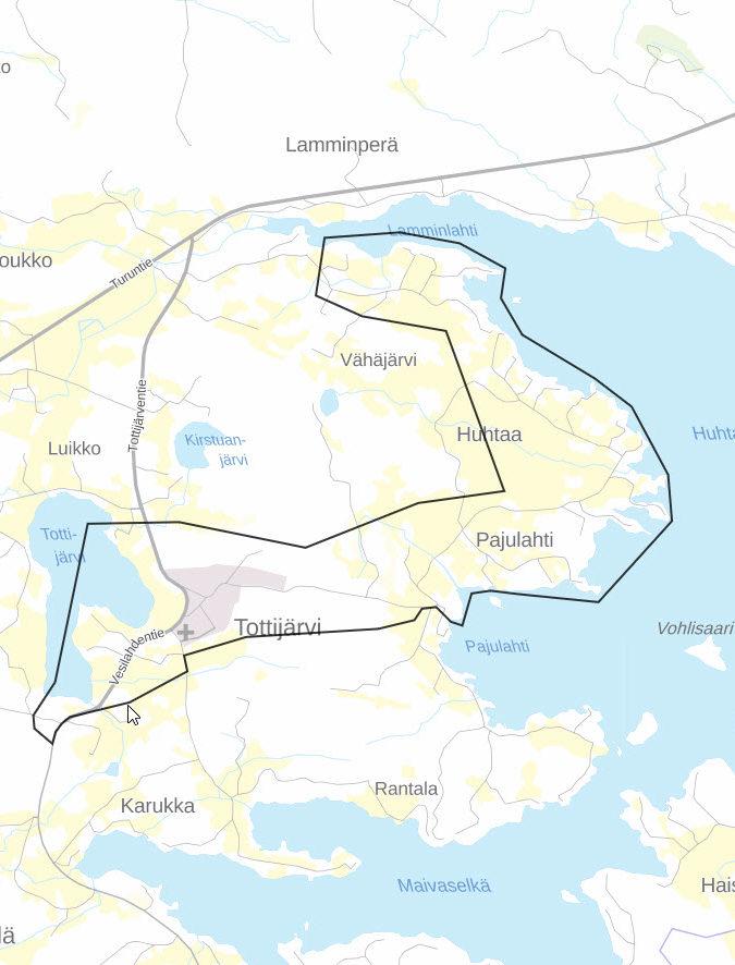 Elenia Kuitu: Kartta Nokialle